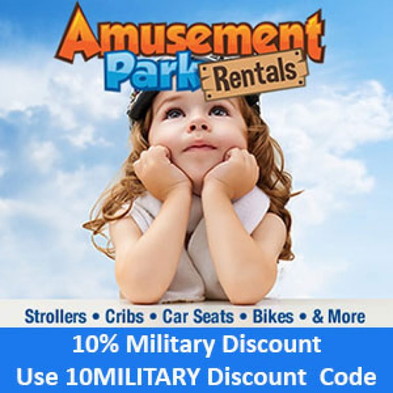 Orlando Stroller Rental Military Discount